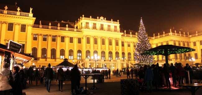 Roteiro de Viena os melhores programas e atrações - Palácio de Schönbrunn