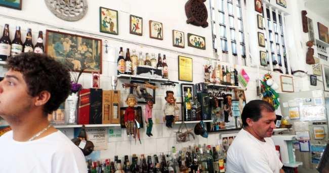 Meus 12 melhores bares e restaurantes do Rio de Janeiro - Bar do Mineiro