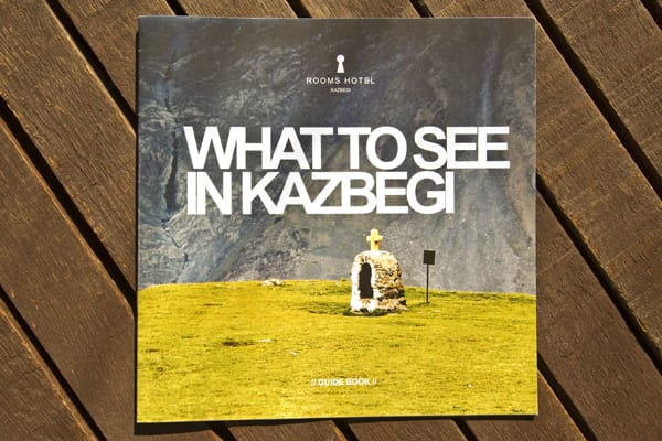 What to see in Kazbegi