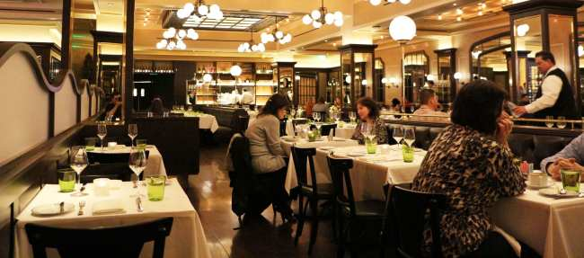 Onde comer em Las Vegas - DB Brasserie 1