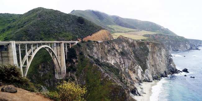 Road trip pela Califórnia Big Sur - 3