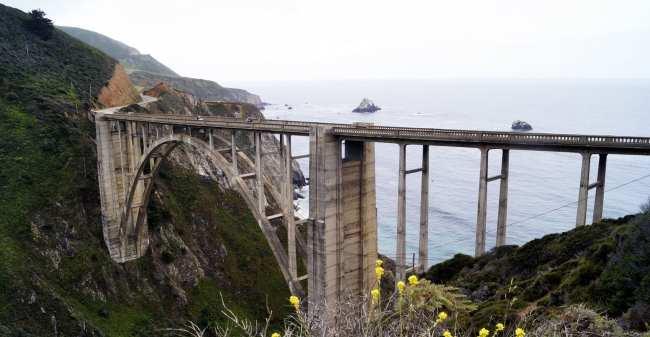 Road trip pela Califórnia Big Sur - 4
