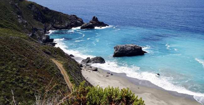 Road trip pela Califórnia Big Sur - 9