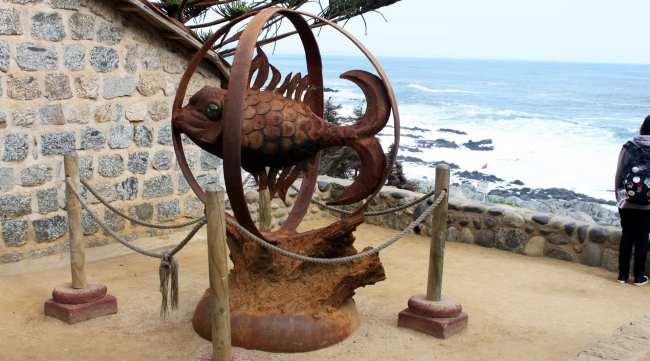 Casa de Pablo Neruda em Isla Negra no Chile - 4