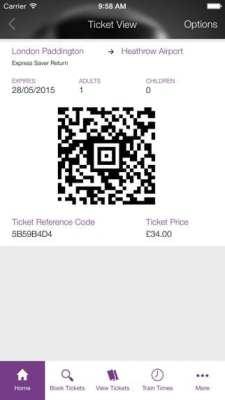 Como ir do aeroporto ao centro de Londres - Heathrow Express 12