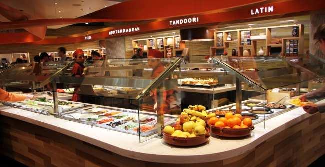 Onde tomar café da manhã em Las Vegas - The Buffet Aria 2
