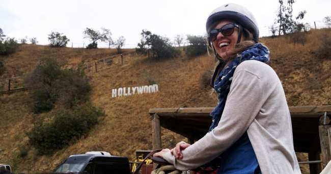 Road trip pela Califórnia - Los Angeles 3