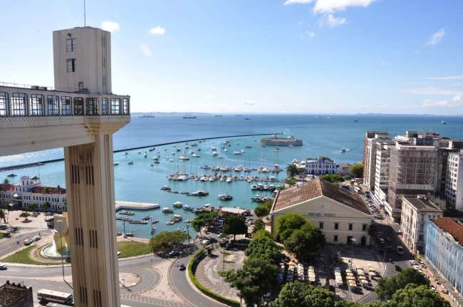 Turismo Week - Bahia Salvador