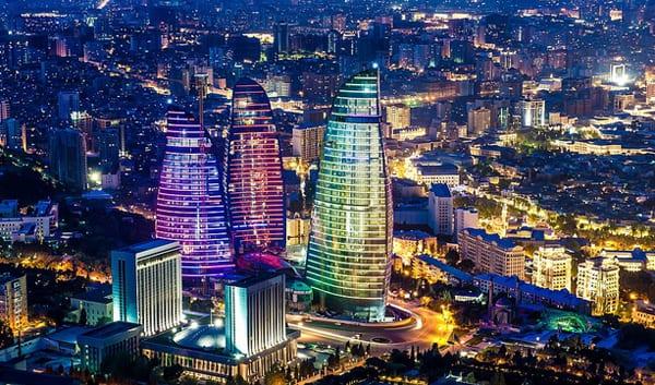 Baku (Foto: Firuza - CC)