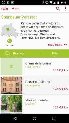 App Going Local Berlin Review 12