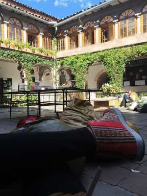 Relatos da Ana Luíza: Hotel