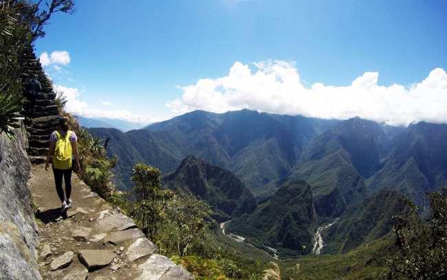 Relatos da Ana Luíza: Machu Picchu 3