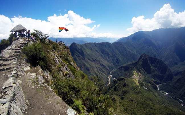 Relatos da Ana Luíza: Machu Picchu 5
