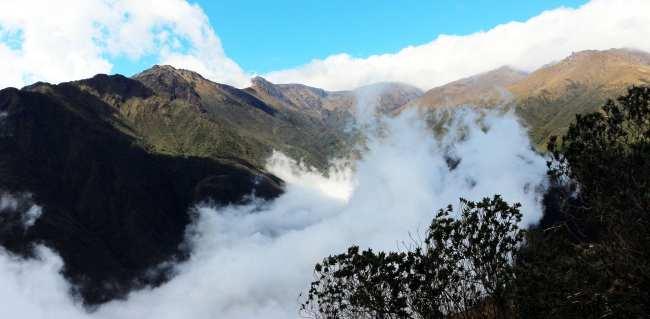 Dicas de viagem do Equador - vulcao