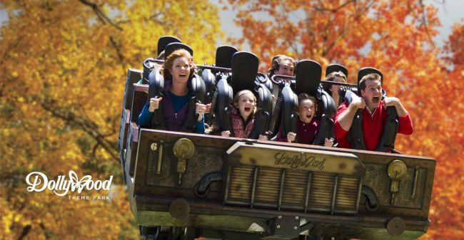 Great Smoky Mountain - Dollywood