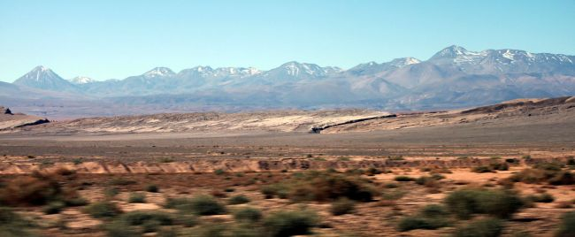 Passeios no Atacama - Vale de Domeico 2