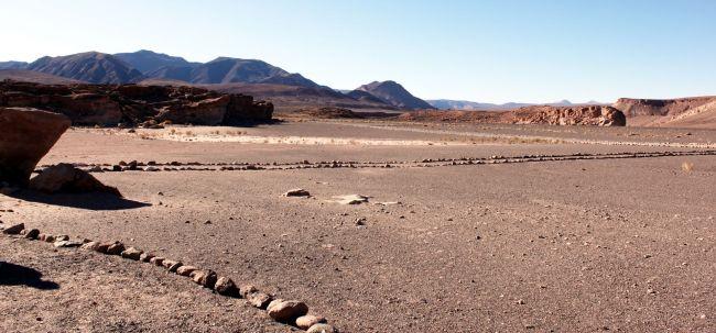 Passeios no Atacama - Petróglifos de Hierbas Buenas 7