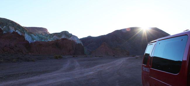 Passeios no Atacama - Vale do Arco Íris 5