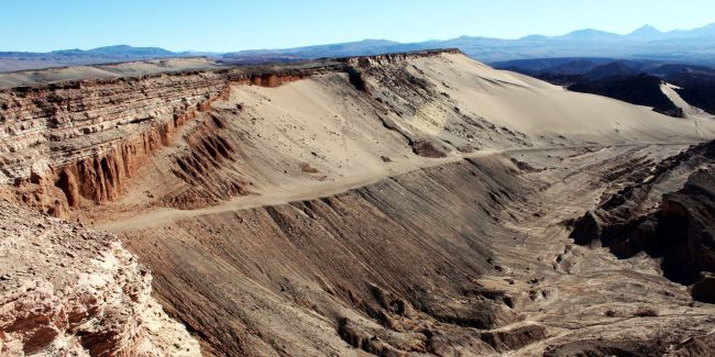 Passeios no Atacama - Vale da morte 1