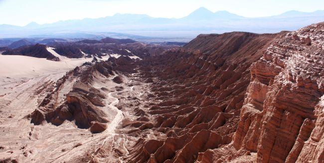 Passeios no Atacama - Vale da morte 2