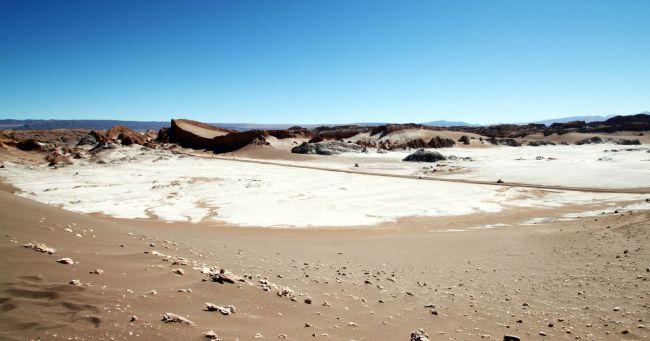 Passeios no Atacama - Vale da Lua 14