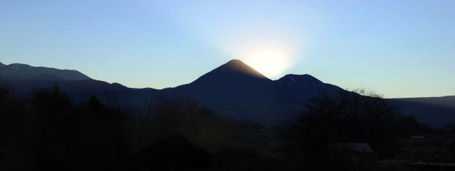 Passeios no Atacama - Nascer do sol