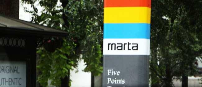 Roteiro de viagem de Atlanta - Metro Marta