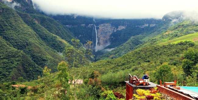 Cataratas de Gocta Amazonas Peru - 11