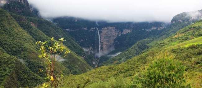 Cataratas de Gocta Amazonas Peru - 14