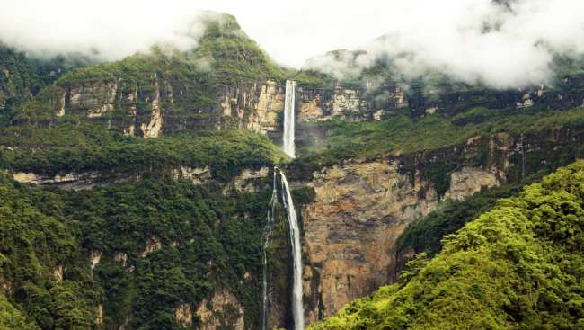 Cataratas de Gocta Amazonas Peru - 21