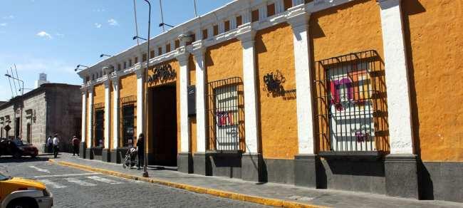 Onde comer em Arequipa - Tanta e Chicha