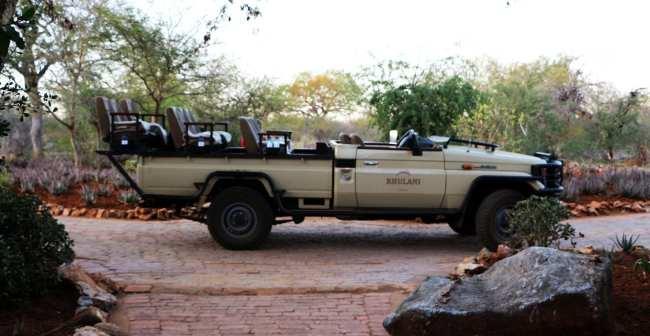 Onde ficar para fazer safári na África do Sul - Rhulani Safari Lodge 7