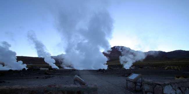 Passeios no Atacama - Gêiser de Tatio 4