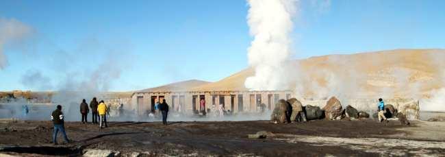 Passeios no Atacama - Gêiser de Tatio 8