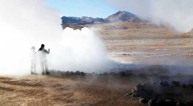 Passeios no Atacama - Gêiser de Tatio 9