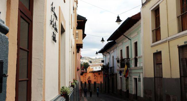 Roteiro de Quito - 1