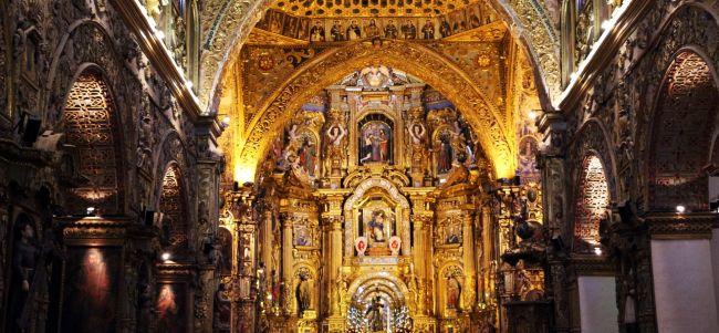 Roteiro de Quito - Companhia de Jesus 1