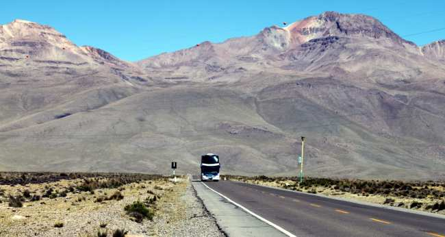 Tour pelo valle del Colca - Arequipa - 3