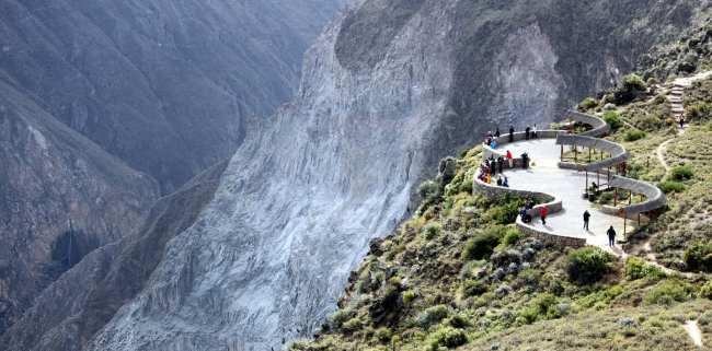 Tour pelo valle del Colca - Arequipa - 14