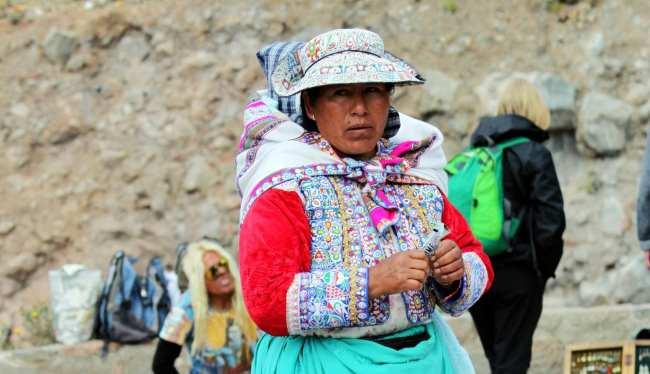 Tour pelo valle del Colca - Arequipa - 20