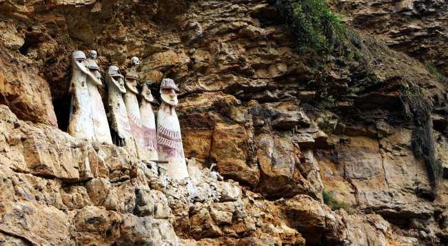 Norte do Peru chachapoyas - karajía 3
