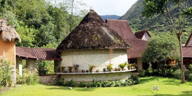Norte do Peru chachapoyas - museu de leymebamba 1