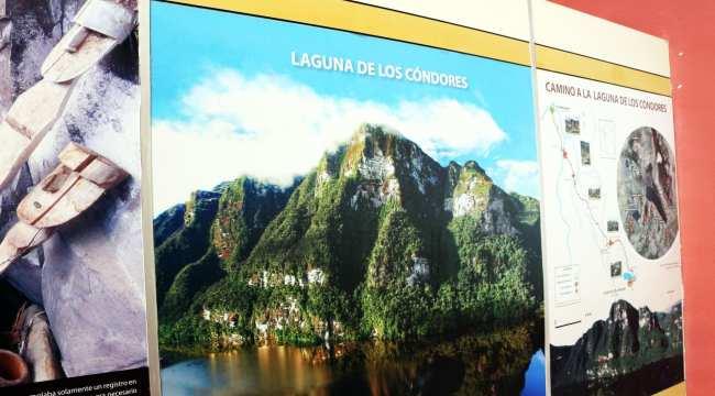 Norte do Peru chachapoyas - museu de leymebamba 3