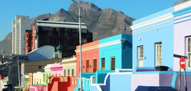Onde ficar na Cidade do Cabo - boo-kap centro 1