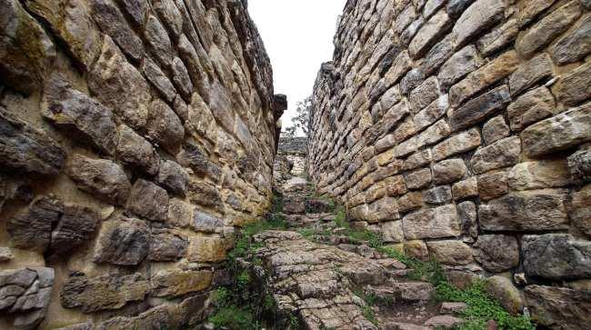 Fortaleza de Kuelap, Chachapoyas, Peru - 8