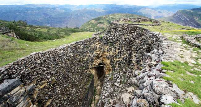 Fortaleza de Kuelap, Chachapoyas, Peru - 29