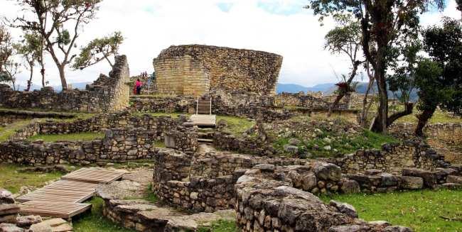 Fortaleza de Kuelap, Chachapoyas, Peru - 32