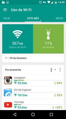 Opera Max - app de economia de internet 9