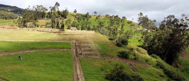 Ruína Inca no Equador - Ingarapirca 9