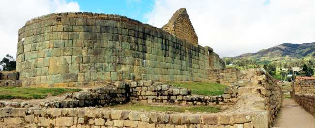Ruína Inca no Equador - Ingarapirca 11